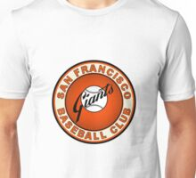 san francisco giants logo 2 Unisex T-Shirt
