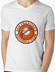 san francisco giants logo 2 Mens V-Neck T-Shirt