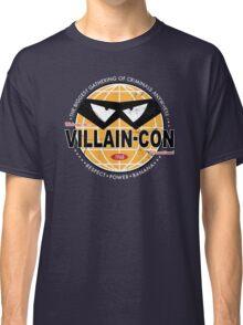 Villain Con Classic T-Shirt