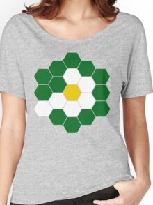 Hexagon Sun - Boards of Canada Women's Relaxed Fit T-Shirt