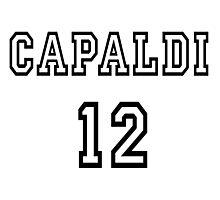 Doctor Who - Capaldi 12 Photographic Print