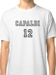 Doctor Who - Capaldi 12 Classic T-Shirt