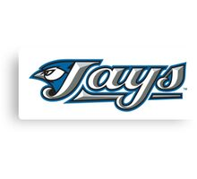 toronto jays logo Canvas Print