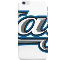 toronto jays logo iPhone Case/Skin