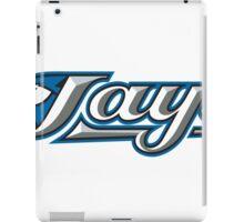 toronto jays logo iPad Case/Skin