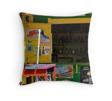 Colourful Cliché Throw Pillow