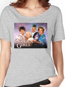 The Golden Girls TV Show Title Women's Relaxed Fit T-Shirt