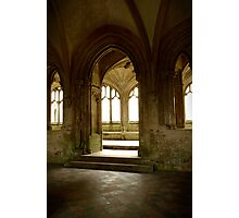 Lacock Abbey - Wiltshire Photographic Print