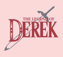 The Legend of Derek Kids Clothes