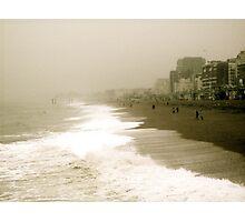 Timeless Seaside Scene - Brighton Photographic Print