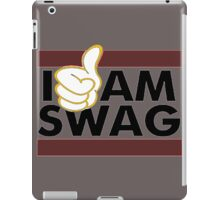 Swag iPad Case/Skin