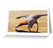 Buitreraptor Greeting Card