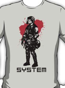 S Y S T E M T-Shirt