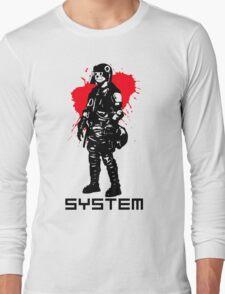S Y S T E M Long Sleeve T-Shirt
