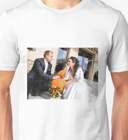 The effect of my time Unisex T-Shirt