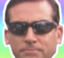 Michael Scott 2 Sticker