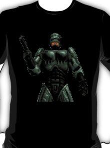 Pixel Robocop T-Shirt