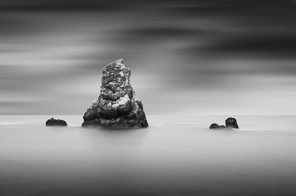 Mupe Bay - Dorset Jurrasic Coast by Keith  Aggett