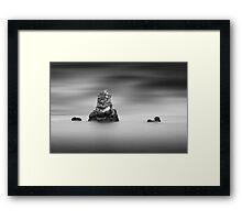 Mupe Bay - Dorset Jurrasic Coast Framed Print