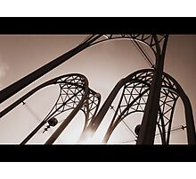 Magical Archways Photographic Print