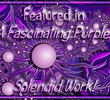 Featured Banner for A Fascinating Purple by wolfepaw