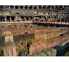 Roman Colosseum II Photographic Print