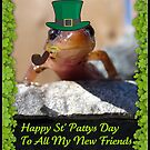 Happy St' Pattys by Angie O'Connor