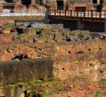 Roman Colosseum II Sticker