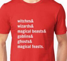 Gotta Get Back to Hogwarts! Unisex T-Shirt