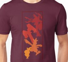 Torchic Evolutionary Chain  Unisex T-Shirt