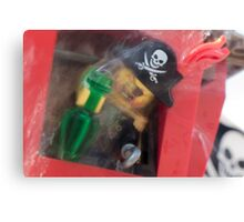 It's a pirate's life for... BLARGH Canvas Print