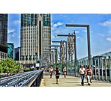 ~ A walk in Melbourne ~ Photographic Print