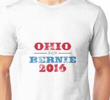 OHIO FOR BERNIE SANDERS  Unisex T-Shirt