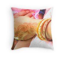 Beautiful Indian  hand Throw Pillow