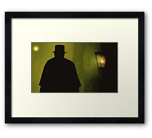 With Malice Aforethought Framed Print