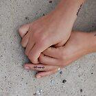 love, pain, change by Amanda Huggins
