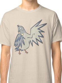 Gentleman Pigeon Classic T-Shirt