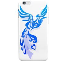 Blue Phoenix iPhone Case/Skin
