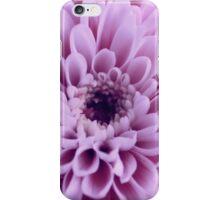 Pale Purple Bloom iPhone Case/Skin