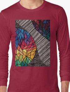 Space Long Sleeve T-Shirt