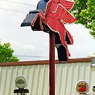 Route 66 - Rolla, Missouri by Frank Romeo