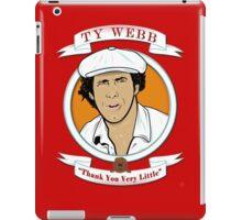 Caddyshack - Ty Webb iPad Case/Skin