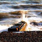 Crashing Waves by jimclark