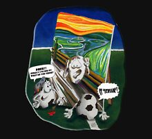 ABOUT FOOTBALL and Painting... Unisex T-Shirt