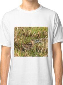 Common Snipe Classic T-Shirt