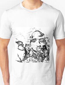 Liquid Tupac Unisex T-Shirt
