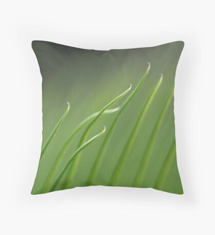 unruly / ruly Throw Pillow