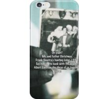 Doctor who A Christmas Carol iPhone Case/Skin