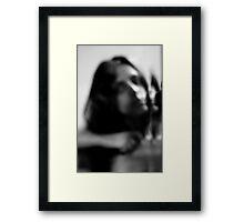 Daniela Martins 'Something Like Soulessness' Framed Print