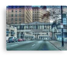 University of Pittsburgh Canvas Print